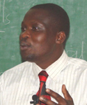 Pastor George Wafula
