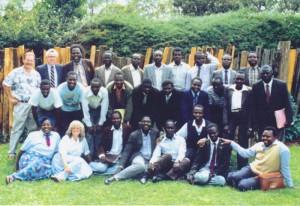 First Grads Bungoma