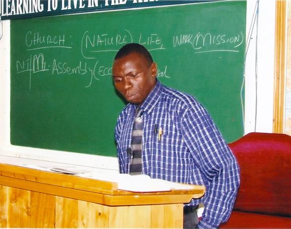 Francis Mwaura
