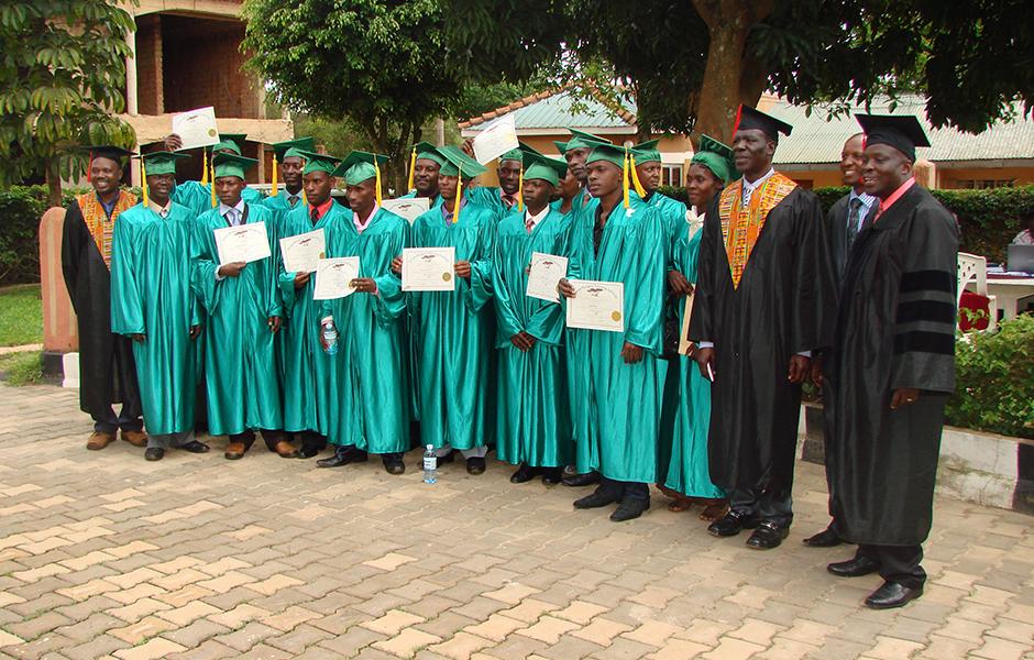 2012 Uganda Graduates